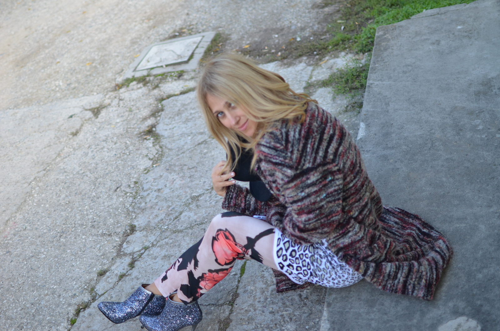 MINI COAT E FLOREAL LEGGINS (1)